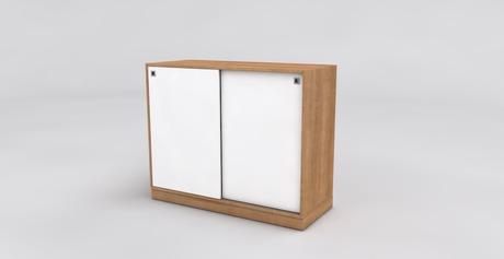 Sideboard schuifdeuren op maat jouwmaatkast