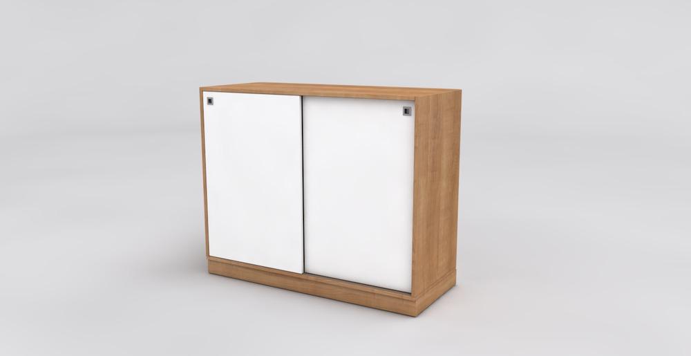 Sideboard Met 2 Schuifdeuren Op Maat Online Ontwerpen