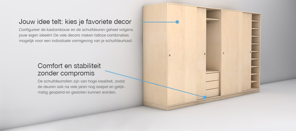 New Op maat gemaakte kasten zelf maken   jouwMaatkast.nl &EC22