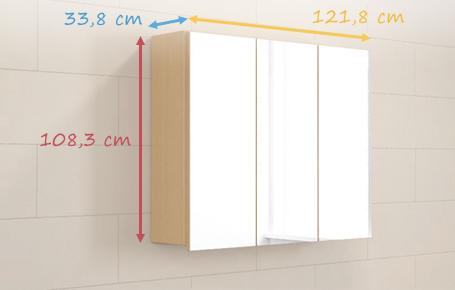 Badkamerkast Op Maat.Badkamerkasten Op Maat Badkamerkast Online Configureren